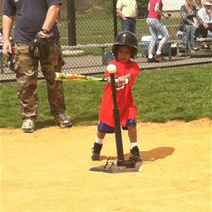 TeeBall Game